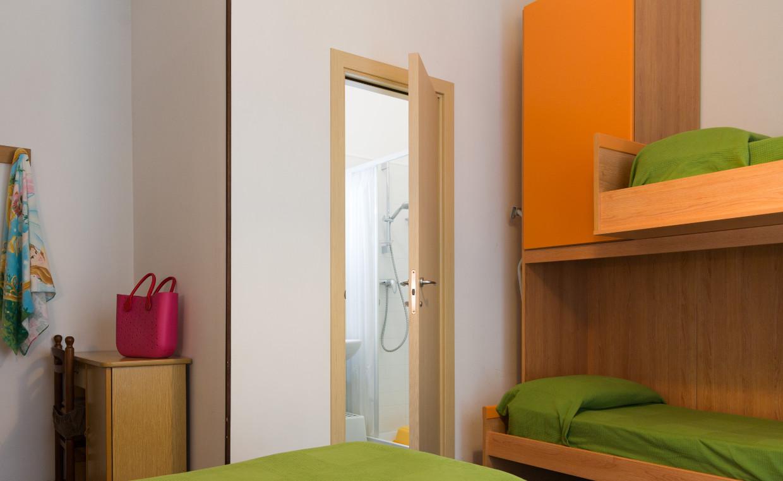 Miramare Hotel Dipendenza Quadrupla Comfort 24
