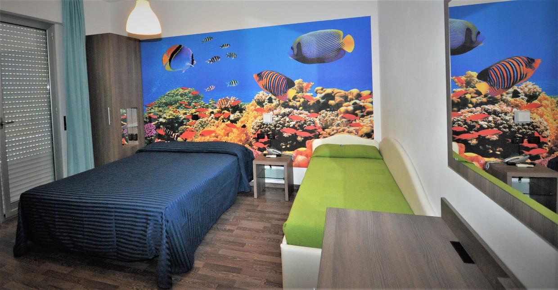 Miramare Hotel Dipendenza Quadrupla Superio 28