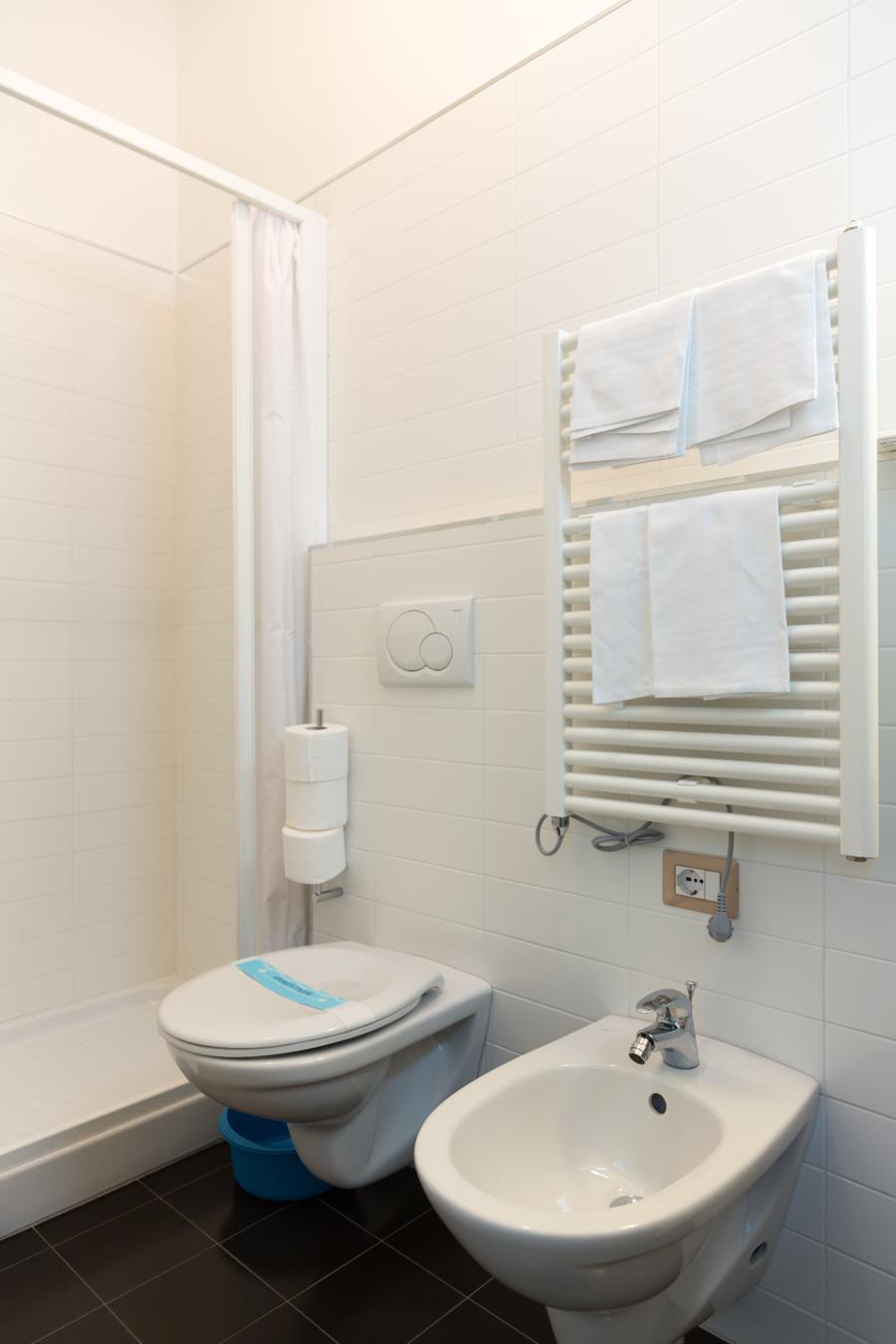 Miramare Hotel Matrimoniale Camera Comfort_2-9 Bagno