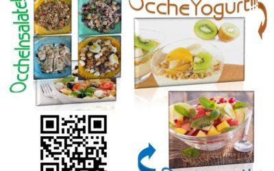 OccheInsalate, OccheYogurt, Occhefrutta … il pranzo TAKE AWAY del Miramare Hotel
